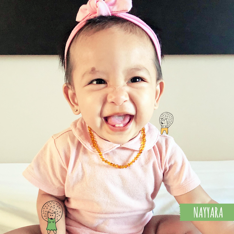 A sampai Z - Gigi Bayi