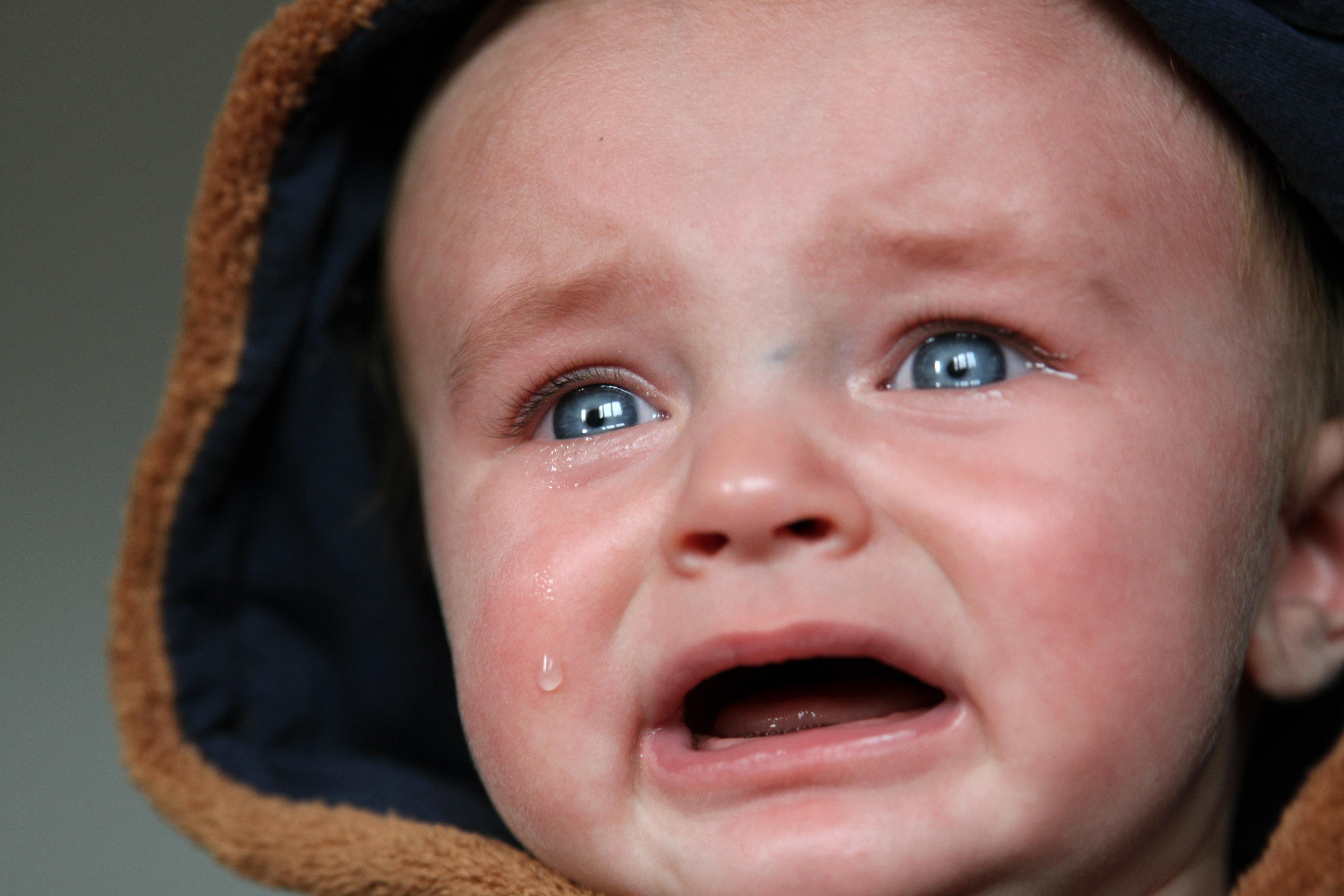 Mengapa Bayi menangis?