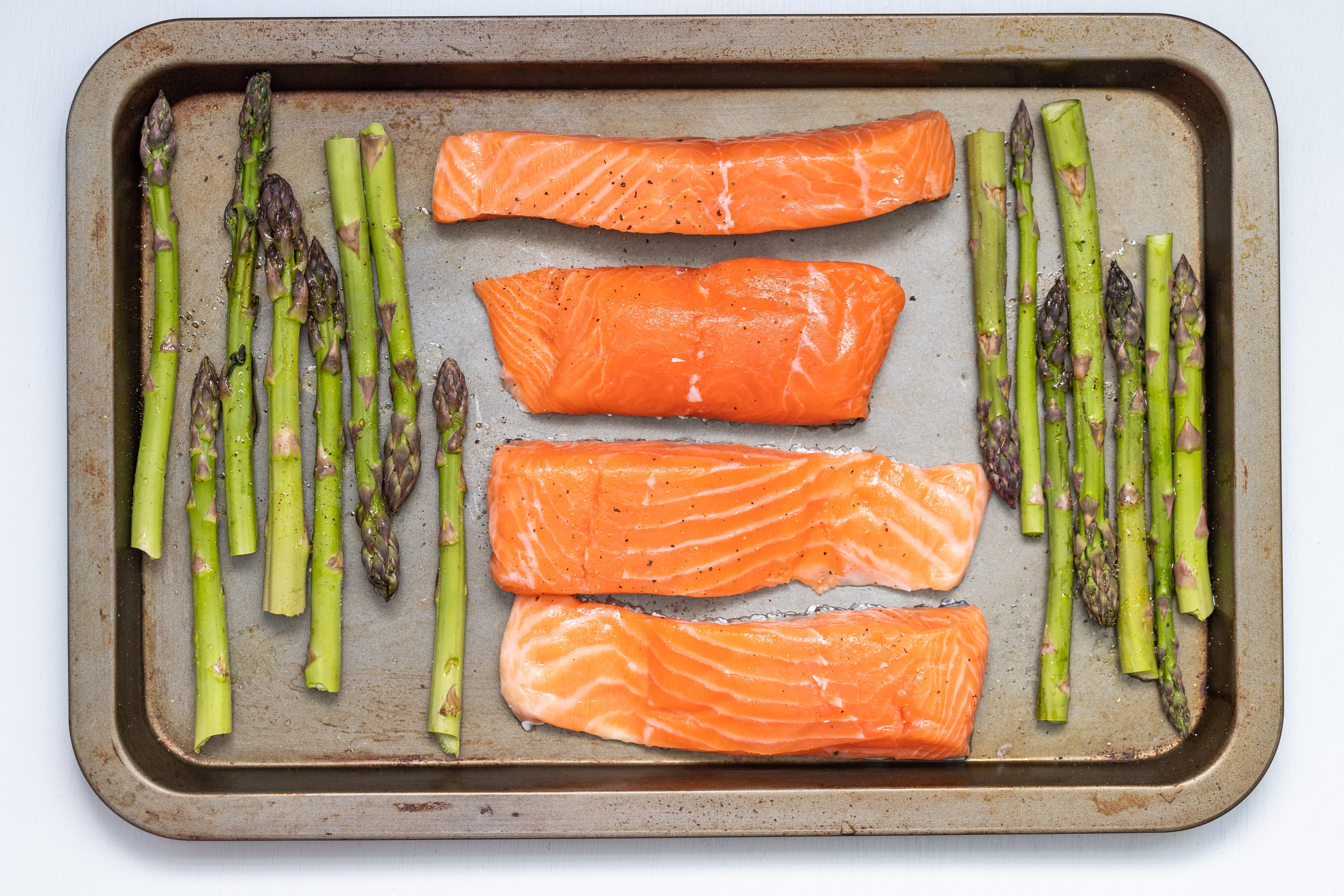 Panduan Makanan Bayi: Ikan